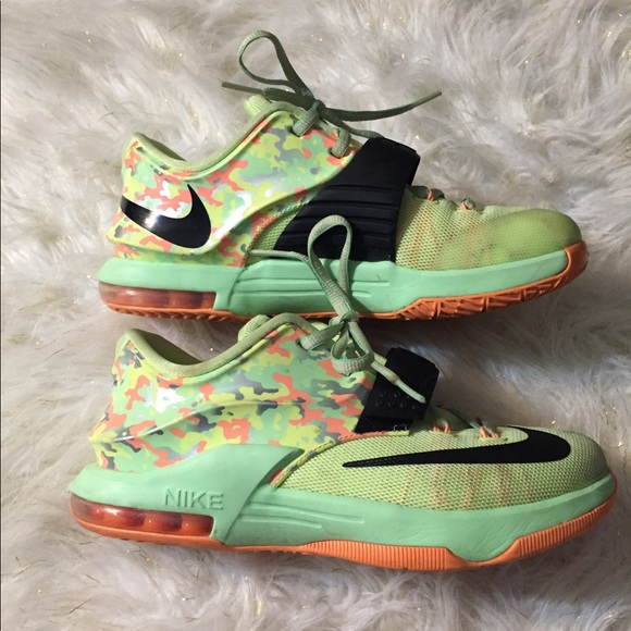 Nike Shoes | Kd Colorful Sneakers